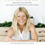 It's All Good by Gwyneth Paltrow & Julia Turshen - food list