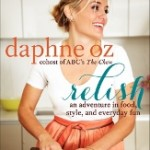 Relish by Daphne Oz - food list