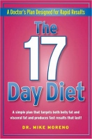 The 17-Day Diet - book by Dr Mike Moreno