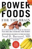 Power Foods for the Brain - book by Neal D Barnard MD