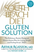 The South Beach Gluten Solution - book by Arthur Agatston MD